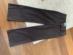 Street One Pantalone Marlene marrone-nero-turchese