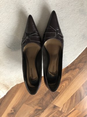 Dorothy Perkins Pointed Toe Pumps brown