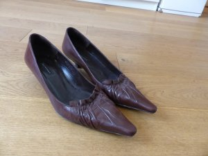 Belmondo Pumps brown leather