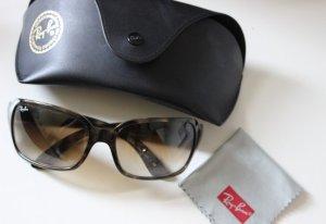 Braune Ray Ban Sonnenbrille