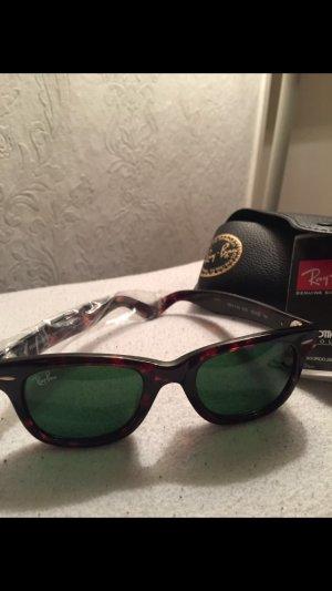 Braune Ray Ban Sonnenbrille ,neu.Unisex