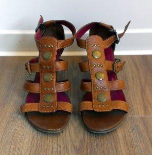 Braune Sandalen von Görtz