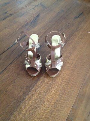 Braune Sandalen von H&M