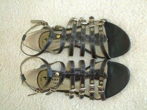 Braune Sandalen von Tamaris