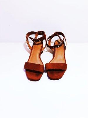 Braune Sandaletten von H&M