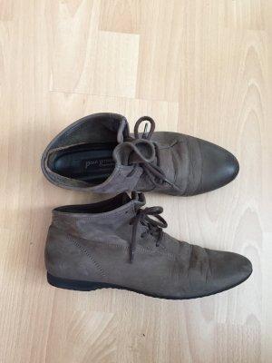 Braune Schuhe von Paul Green in Größe 38