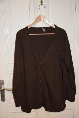 braune Shirt-Jacke von s.Oliver Triangle
