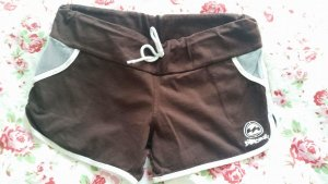 Billabong Hot Pants white-black brown