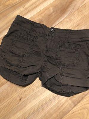 Braune Shorts - 38 - sportlich