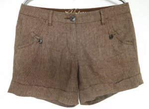 Braune Shorts von Colours of the World - vintage