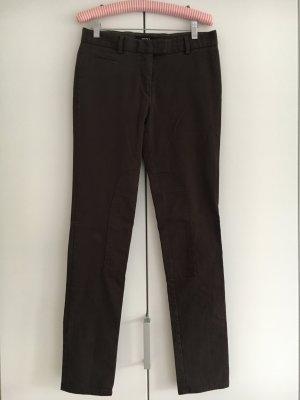 Braune Skinny Hose von GANT