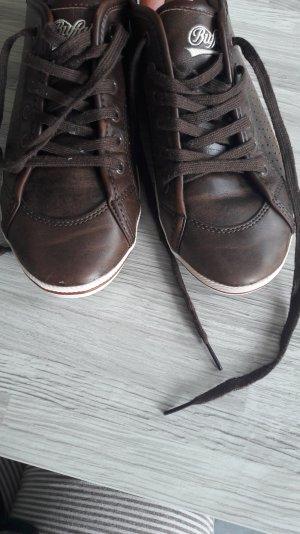 braune Sneaker von Buffalo