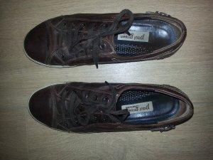 Braune Sneaker von Paul Green