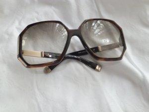 Braune Sonnenbrille von Dsquared2