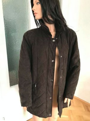 Charles Vögele Quilted Jacket taupe polyester