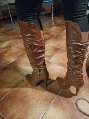 Guess High Heel Boots brown