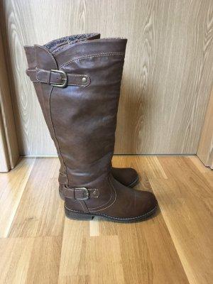 Braune Stiefel Gr.38