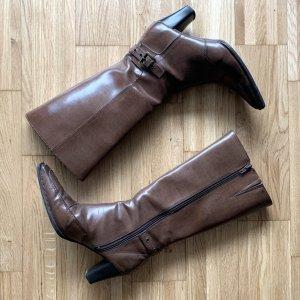 Braune Stiefel Grösse 38