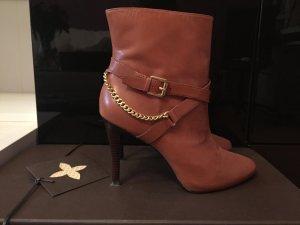 Braune Stiefel Ralph Lauren