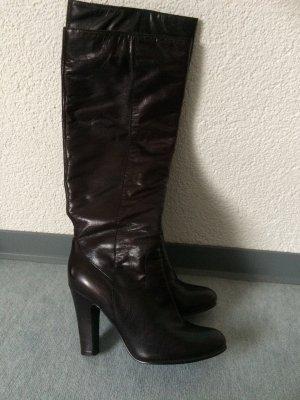 braune Stiefel von 5th Avenue - Gr, 38