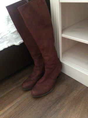 Braune Stiefel von Gabor