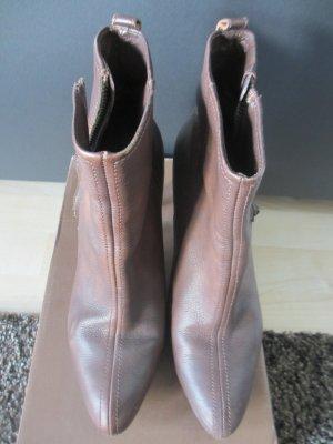 Braune Stiefel von Zara