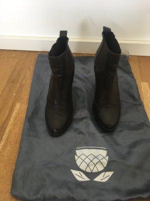 Braune Stiefeletten von Navy Boot