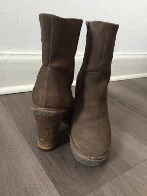 Belmondo Booties brown-light brown