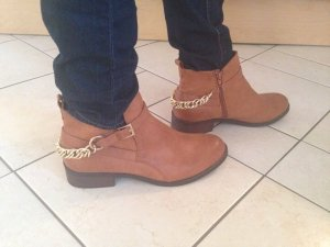 Primark Low boot brun-cognac