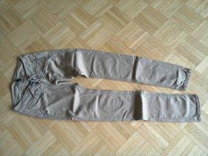 Braune Stoffhose von Gang
