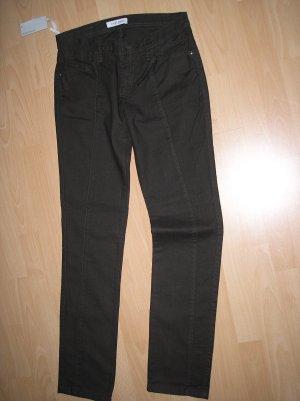 Braune Stretch Jeans Gr. 29/34 von Joop!  - neu