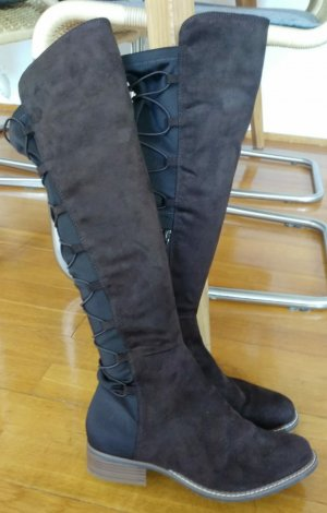 Stretch Boots multicolored