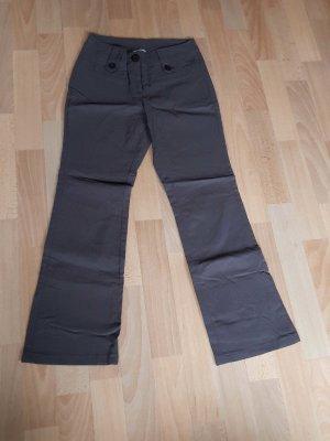 Pantalon en jersey gris brun