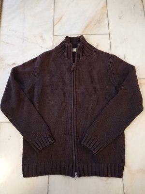 Christian Berg Sweat Jacket dark brown