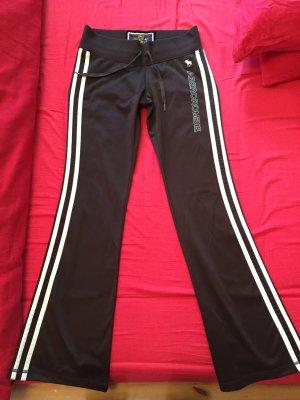 Braune Sweatpants von A&F