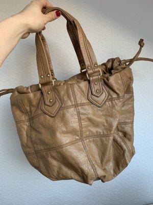 Braune Tasche H&M