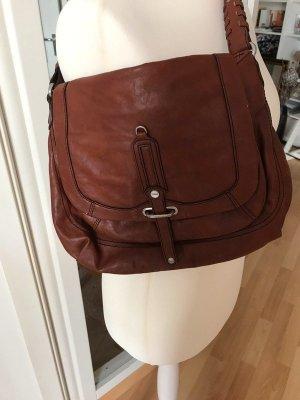 Braune Tasche / Umhängetasche von Esprit