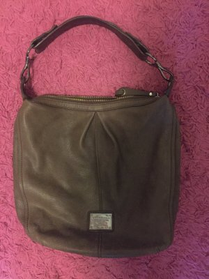 Belmondo Handbag dark brown