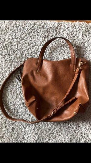 Braune Tasche von Zara