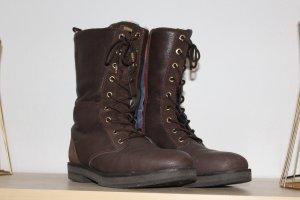 Braune Tommy Hilfiger Boots