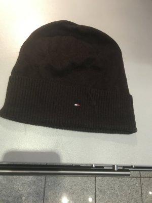 Braune Tommy hilfiger Mütze (1-2 mal getragen)