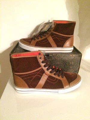 Braune Vans Sneakers Gr.40 - NEU!