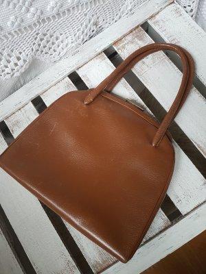 Braune Vintage Handtasche!
