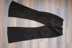 H&M Flares brown suede