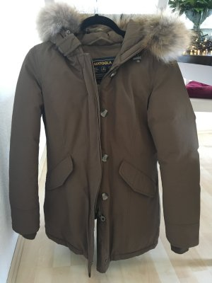 Pelt Jacket bronze-colored pelt