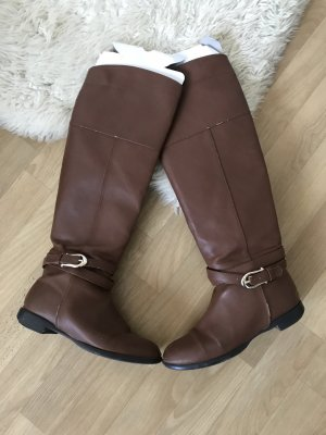 H&M Riding Boots light brown-brown