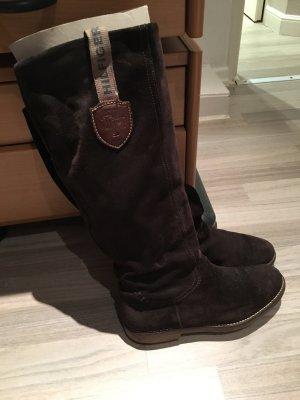 Tommy Hilfiger Botas de invierno marrón