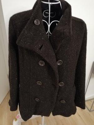 Montego Giacca di lana marrone scuro