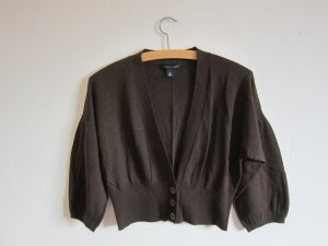 Banana Republic Heritage  Bolero bronze-colored cotton
