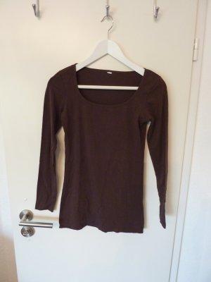 Brauner Basic Pullover